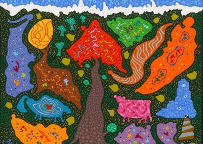 29_Garden_of_Eden_Acrylic-on-canvas_100x80-cm